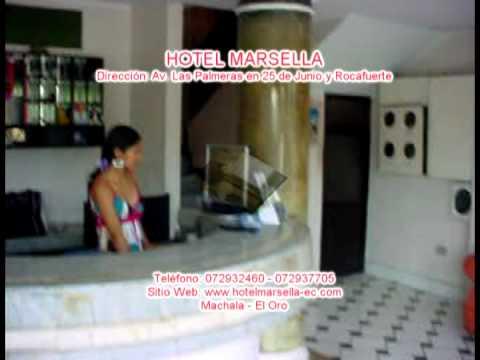 Hotel Marsella - Video