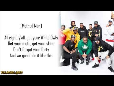 Wu-Tang Clan - Method Man (Lyrics)