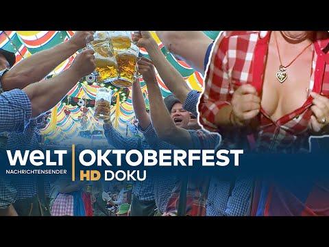 Oktoberfest: Wiesn Wahnsinn - das größte Volksfest der ...