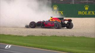 2017 Australian Grand Prix: Qualifying Highlights