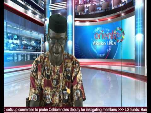 Orient TV Igbo News June 7, 2019 (Akuko Uwa)