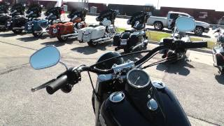 5. 029189 - 2013 Harley Davidson Softail Slim FLS - Used Motorcycle For Sale