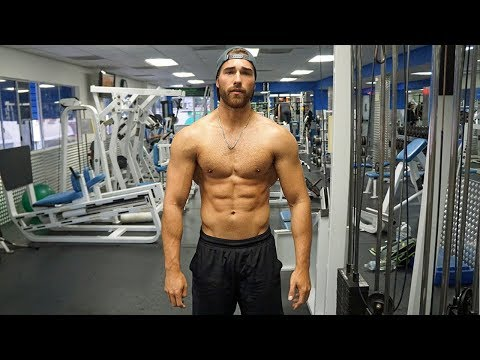 Eating 3,700 Calories a Day   Physique Update on the Bulk