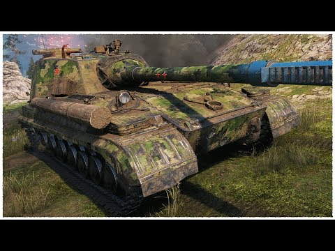 WALL OF STEEL • 28.000 Damage Blocked • WoT Gameplay