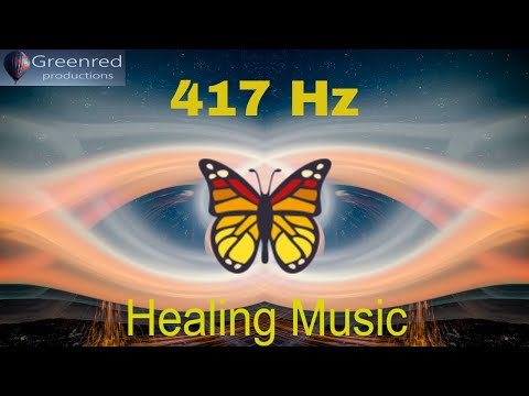 417 Hz Healing Music Let Go Of Mental Blockages Remove