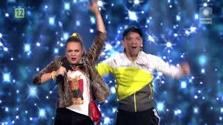 Karyna śpiewa o feriach w Zakopanem! Tak się porywa publiczność :D