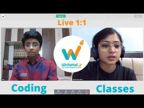 WhiteHat Jr [Live 1:1 Online Coding Classes]