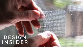 Patch Fixes Rips And Holes In Your Window Screen