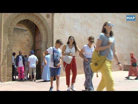 الرباط : وجهة سياحية مميزة