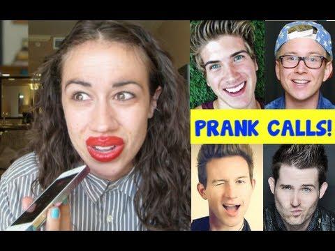 "PRANK CALLS! ""I'M PREGNANT!"""
