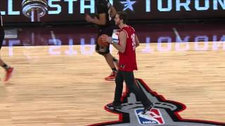 Video NBA All-Star 2016 - Dunk Elite - Jordan 'Mission Impossible' Kilganon MP3, 3GP, MP4, WEBM, AVI, FLV Desember 2017