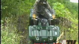 6. ATV Television - 2003 Yamaha Big Bear 400 Quick Test
