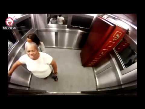 Troll với xác chết sống dậy trong thang máy