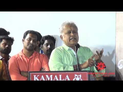 Vellai Ulagam | Audio Launch | Radha Ravi Controversial Speech