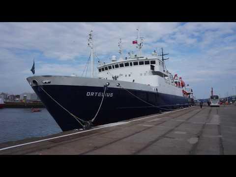 Expeditie naar Spitsbergen / Svalbard met de Ortelius
