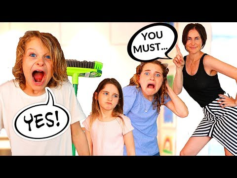 KIDS CAN'T SAY NO!! PARENTS IN CHARGE FOR 24 HOURS | The Norris Nuts