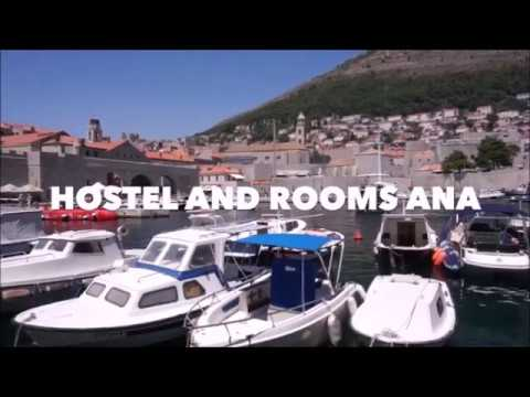 Vídeo de Hostel & Rooms Ana - Old Town Dubrovnik