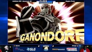 Collision XIII – Opana(Ganondorf) vs. Omega(Bayonetta)