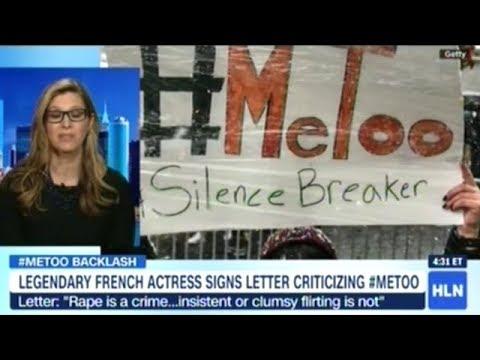 Legendary Actress Catherine Deneuve Denounces The ME TOO Movement!