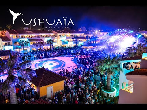 "David Guetta Ushuaia Ibiza "" Opening party"""
