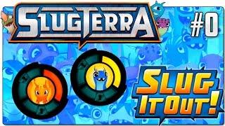 Slugterra: Slug it out / Bajoterra: Slug it out es un juego para teléfonos móviles y tablets (IOs y Android) basado en bajoterra y con un objetivo, ganar com...