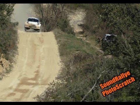Test Day - Lionel BAUD Fiesta WRC - Pré Terre des Causses 2015