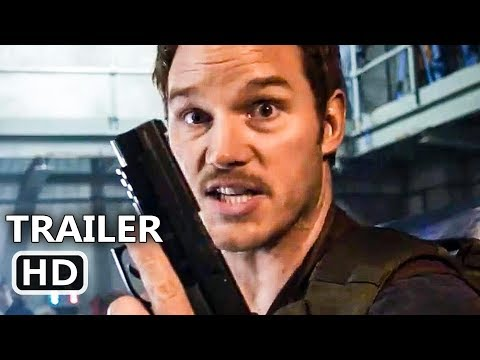 JURASSIC WORLD 2 First Look Trailer (2018) Chris Pratt, Fallen Kingdom Action Movie HD