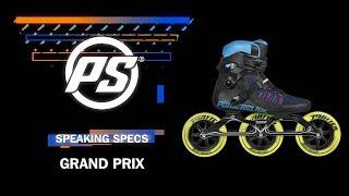 Inlines Powerslide Grand Prix - 3x125mm TRINITY