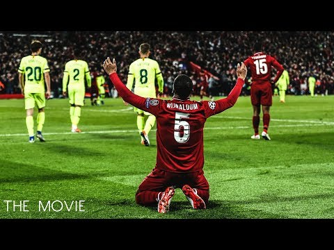 Liverpool Vs Barcelona | THE MIRACLE OF ANFIELD 5/7/2019 - The Movie
