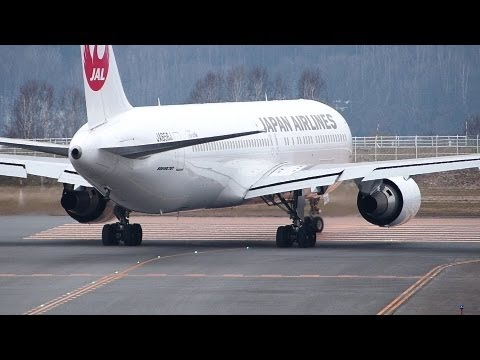 【FZ200】 JAPAN AIRLINES Boeing 767-300ER  JA658J