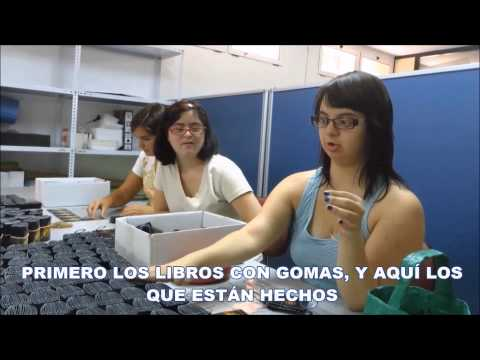 Watch video La Tele de ASSIDO - Los chicos del Taller permanente nos hablan del manipulado de Licor 43