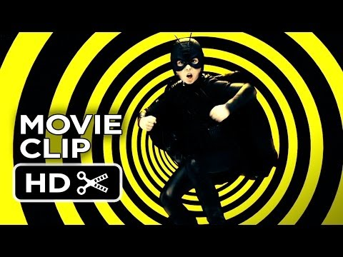 Antboy Movie CLIP - Antboy Was A Hit (2014) - Danish Superhero Movie HD