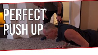 THE PERFECT PUSH UP - Steve Maxwell