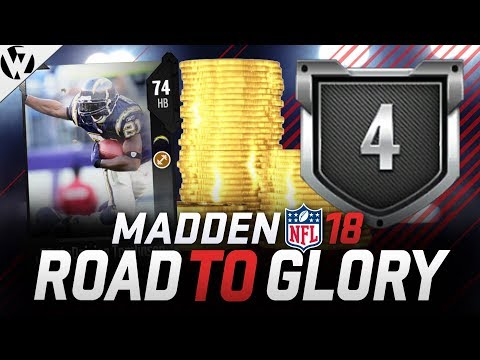 BEGINNING OF THE NO MONEY SPENT SQUAD!!! MADDEN 18 ROAD TO GLORY EPISODE 1