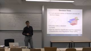 Machine Learning For Computer Vision - Lecture 4 (Dr. Rudolph Triebel)