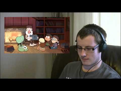Gravity Falls Reaction Series Episode 8