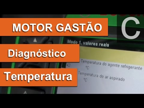 Dr CARRO Alto Consumo, Baixo Desempenho e Ruim de pegar - Defeitos nos Sensores de Temperatura