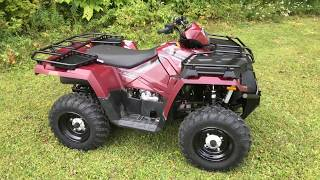 3. Behind The Scenes: 2017 Polaris Sportsman 450 Utility Edition