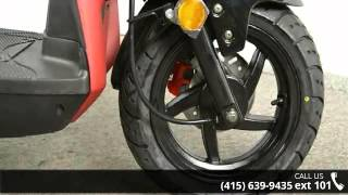 10. 2014 Lance Powersports PCH 150 New Scooter! - SF Moto - S...