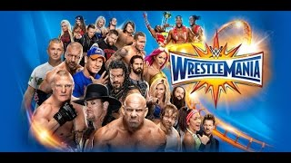 Nonton Wwe Wrestlemania 33 02 April 2017 Full Show Film Subtitle Indonesia Streaming Movie Download