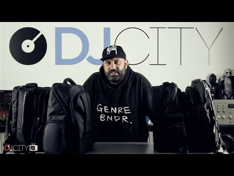Make Your DJ Bag Stand Out From The Crowd