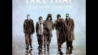 Take That - It Only Takes A Minute (With Lyrics)