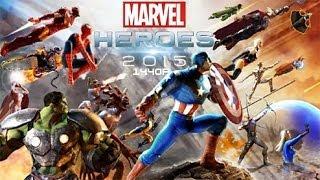 Marvel Heroes Online 2015 videosu