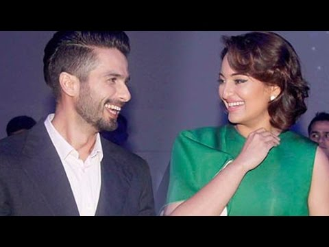 When They Met: Ex Lovers Shahid Kapoor And Sonaksh