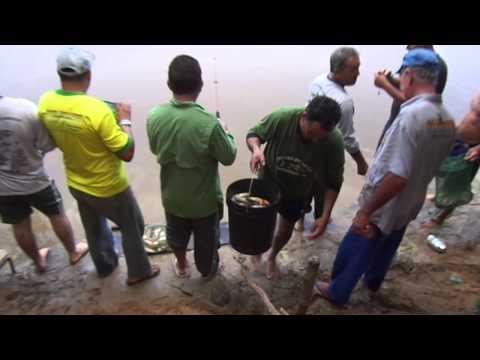 Pescaria dos amigos 2014 - Rio Formoso