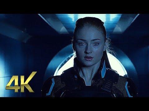 """X Men Apocalipse 4K- """"The Phoenix"""""""