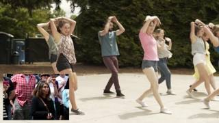 Video Seattle Firefighter proposes to girlfriend with flash mob proposal MP3, 3GP, MP4, WEBM, AVI, FLV Agustus 2018