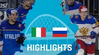 Италия - Россия 1-10