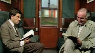 MrBean - Mr Bean - Takes the Train