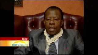 Former Botswana president, Sir Ketumile Masire has passed away Thursday night. He was 91. Masire was admitted to the intensive care unit in a Gaborone ...